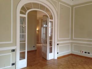 Reforma integral de un piso utilizado como oficinas en for Oficinas edreams barcelona